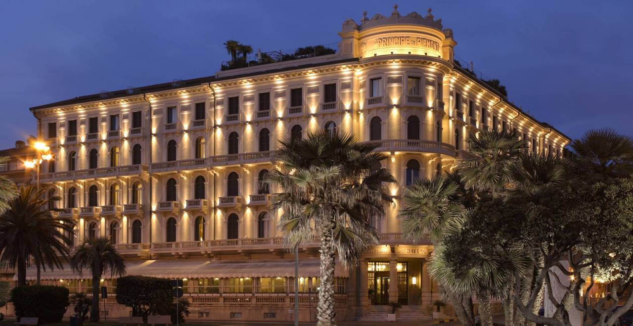 Prenota al Grand Hotel Principe di Piemonte Viareggio dal Sito ufficiale