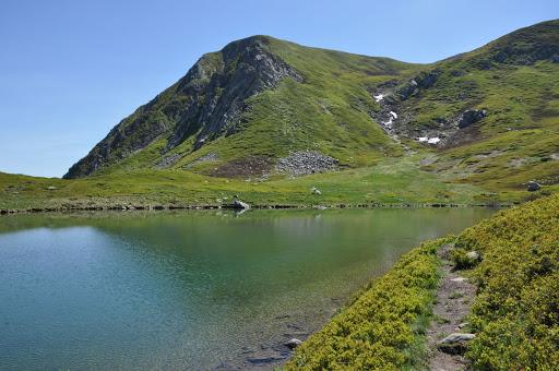 lago bargetana